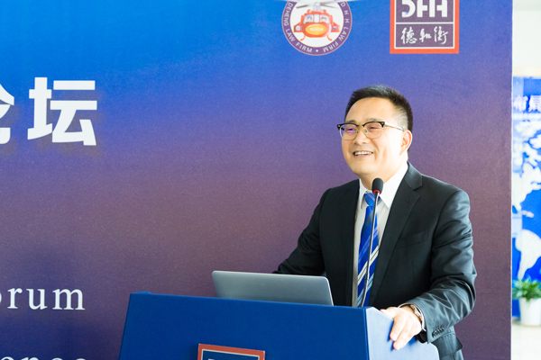 The First Elite Global Legal Alliance Initiated by China's